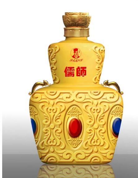 浅谈陶瓷酒瓶包装设计